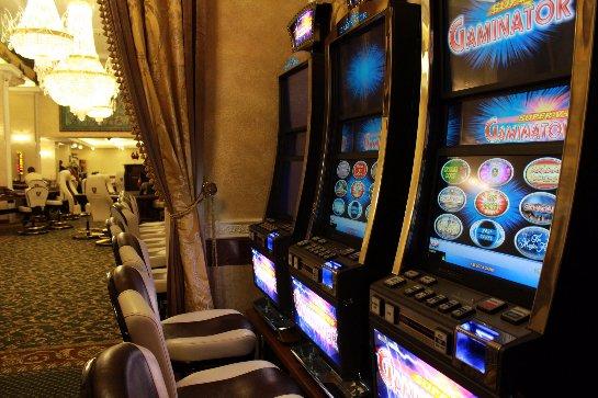 Лотерея и автоматы Вулкан казино