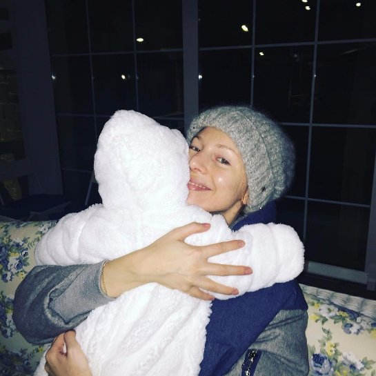 Наталья Подольская и Владимир Пресняков мечтают о дочке