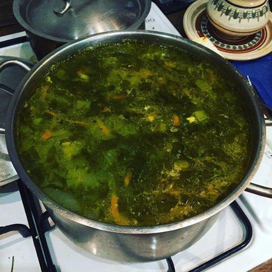 Тоня Матвиенко похвасталась кулинарными способностями