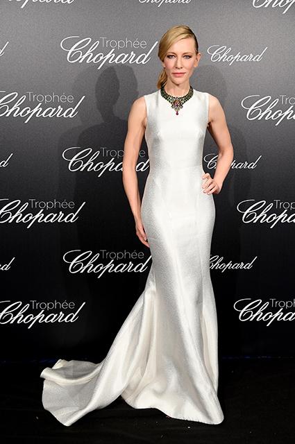 Королева элегантности: Кейт Бланшетт удивляет Канны невероятными нарядами. Фото
