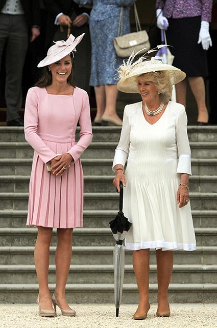 Кейт Миддлтон vs. Меган Маркл: чей дебют в роли принцессы более впечатляющий? Фото