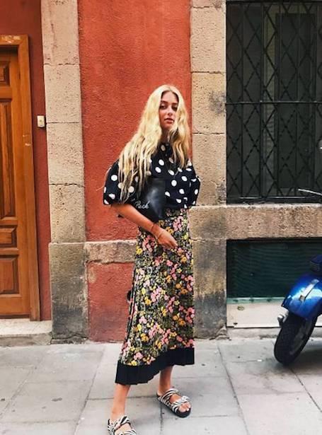 Идеальный модный образ для лета 2018: девять шикарных идей. Фото