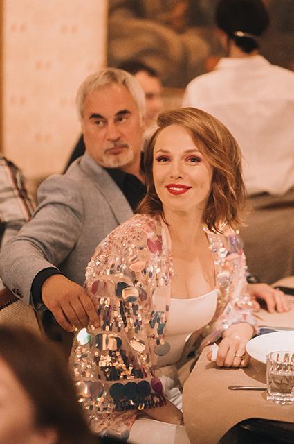 Альбина Джанабаева и Валерий Меладзе затмили всех на закрытой вечеринке! Фото