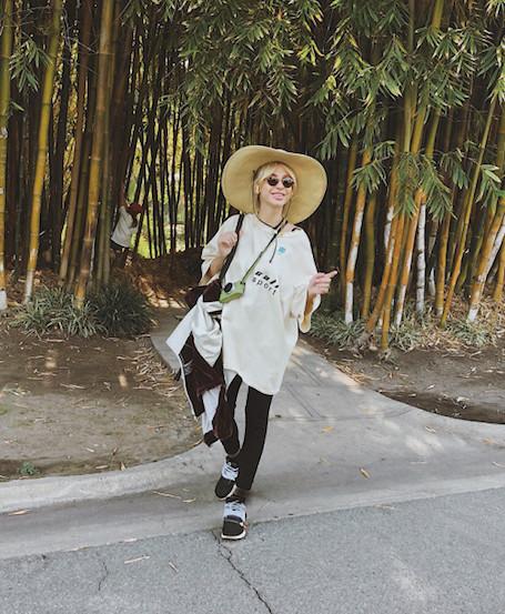 Беременная Светлана Лобода показала, как она отдыхает в Лос-Анджелесе. Фото