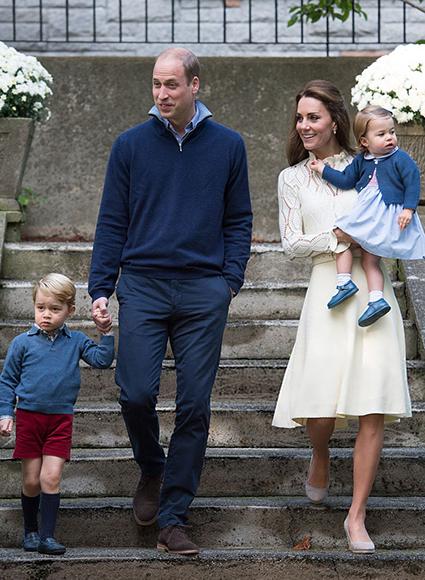 Это мальчик: Кейт Миддлтон благополучно стала мамой в третий раз! Фото