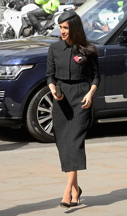 Триумф и провал: Меган Маркл представила два модных образа на суд публики. Фото