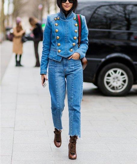 Mom-джинсы весны 2018: самые модные модели сезона. Фото