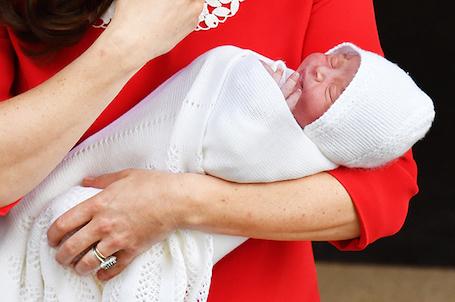 Александр или Артур: принц Уильям и Кейт Миддлтон выбрали для сына сильное имя! Фото