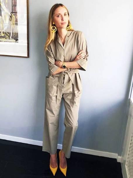 Базовый гардероб: 12 ключевых модных образов сезона весна-лето 2018. Фото