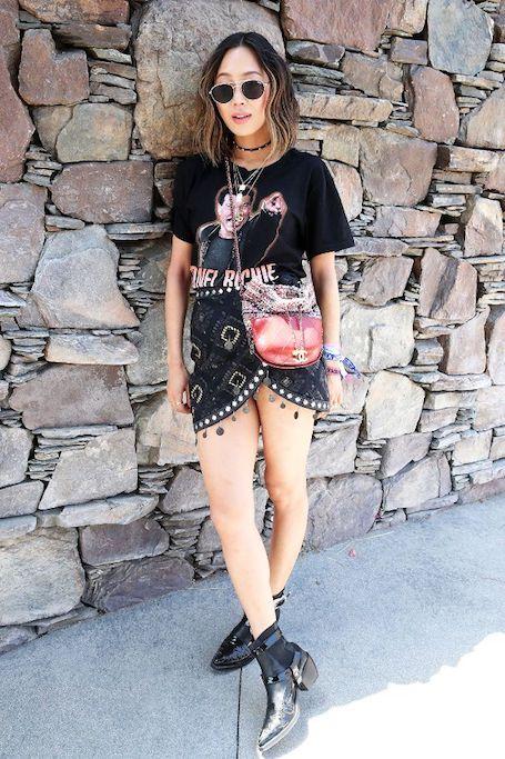 Модный фестиваль Coachella 2018: самые запоминающиеся образы. Фото