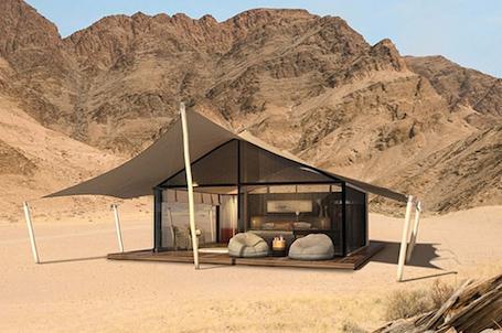Медовый месяц принц Гарри и Меган Маркл проведут на краю земли в пустыне. Фото