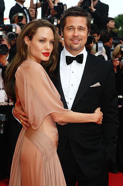 Анджелина Джоли была найдена без сознания в собственном особняке!