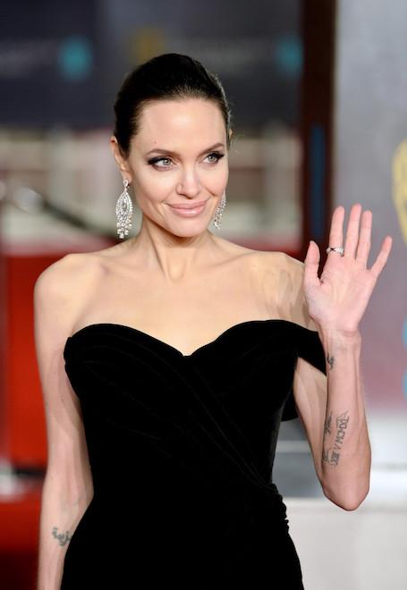 Скорая свадьба Анджелины Джоли с британским миллионером всколыхнула весь мир!