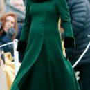 Изумрудное пальто Кейт Миддлтон от Catherine Walker произвело фурор! Фото