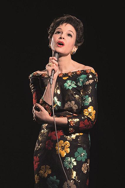 Рене Зеллвегер пошла на радикальные изменения внешности ради роли Джуди Гарленд. Фото