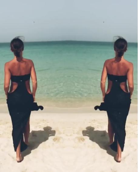 Вот это формы: Анна Седокова впечатлила размерами бюста в откровенном платье. Фото