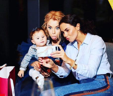 Настя Каменских всерьез задумалась о детях и собирается стать мамой! Фото