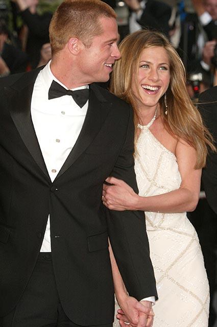 Снова вместе: Дженнифер Энистон и Брэд Питт общались еще до развода звезды