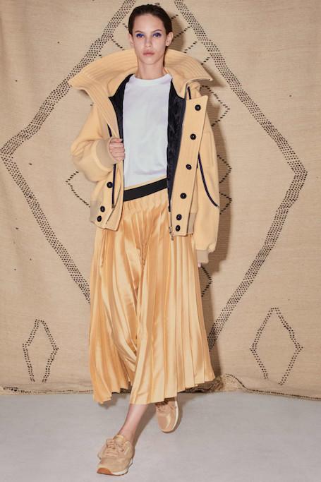 Неделя моды в Лондоне: показ Victoria Victoria Beckham. Фото