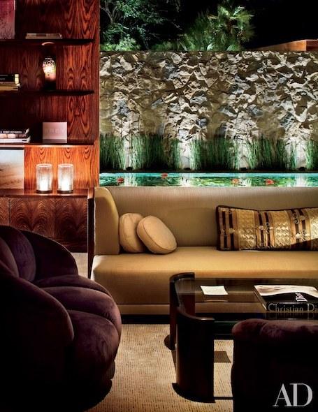 Дженнифер Энистон показала великолепный дом в Бель-Эйр: интерьеры завораживают! Фото