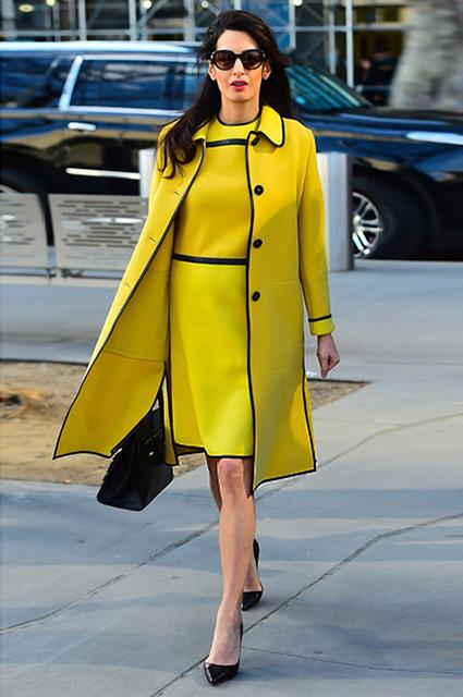 Пять главных уроков стиля Амаль Клуни: модные приемы звезды. Фото