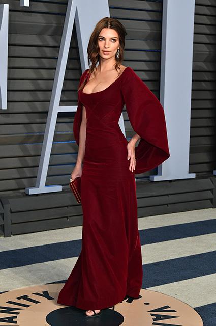 После Оскара: 13 самых красивых платьев звезд на вечернике Vanity Fair. Фото