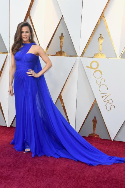 Разведенная Дженнифер Гарнер завораживает красотой на премии Оскар 2018. Фото