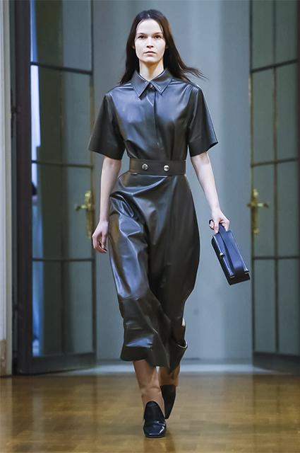 Неделя моды в Нью-Йорке: прощальный показ Victoria Beckham. Фото
