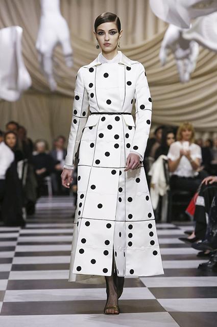 Неделя высокой моды в Париже: настольные игры с Dior. Фото