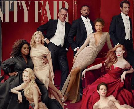 Три ноги Риз Уизерспун и три руки Опры Уинфри: фотосет Vanity Fair превратился в скандал! Фото