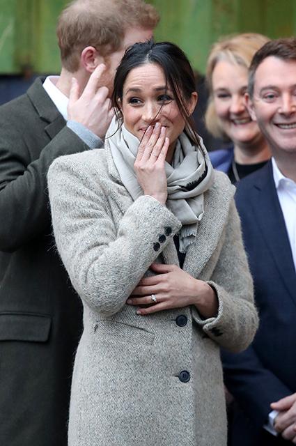 Идеал во плоти: бюджетный наряд Меган Маркл стал модным хитом. Фото
