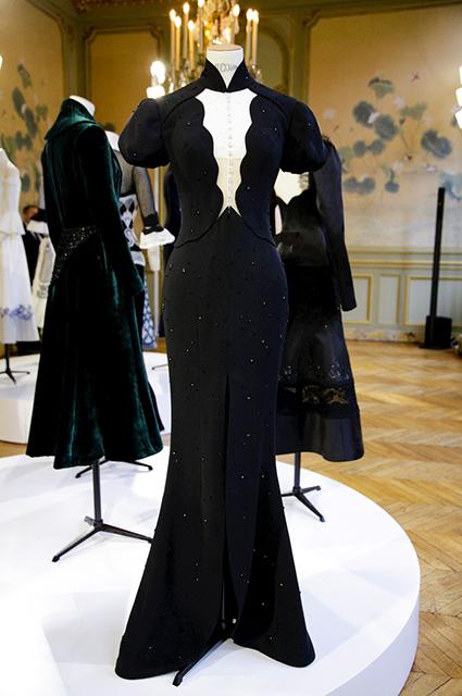 Неделя высокой моды в Париже: показ оскандалившейся Ulyana Sergeenko. Фото