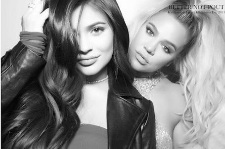 Беременные сестры Хлое Кардашьян и Кайли Дженнер наконец-то вышли в свет! Фото