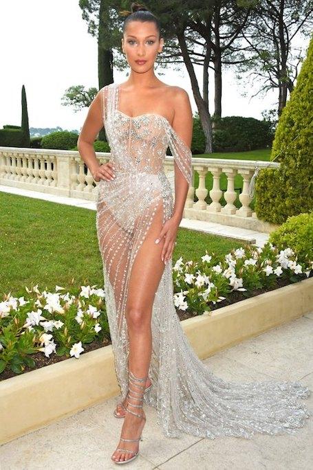 Звездный тренд: 12 лучших модных платьев 2017 года. Фото