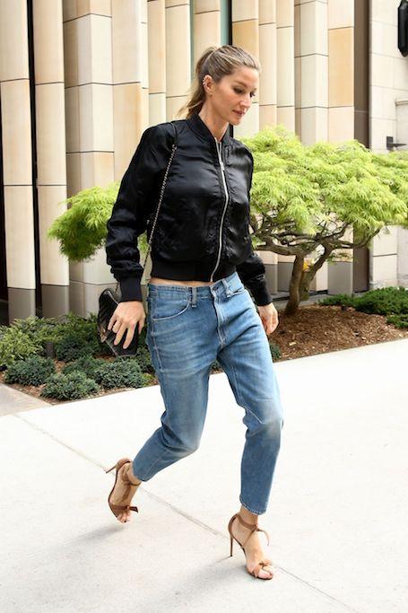 10 способов носить джинсы бойфренды и выглядеть стильно. Фото