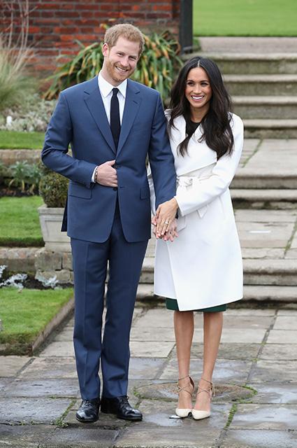 Принц Гарри встретился с экс-возлюбленной Крессидой Бонас накануне свадьбы с Меган Маркл!