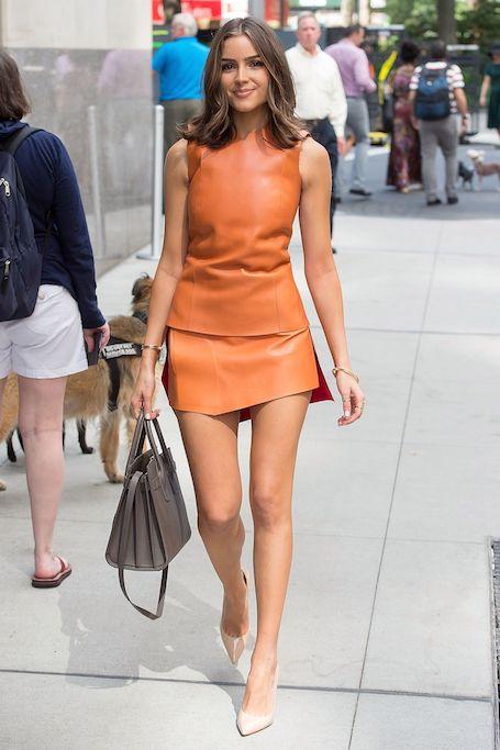 Правила стиля: Оливия Кальпо — it-girl, у которой есть, чему поучиться. Фото