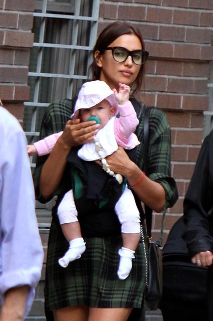 Ирина Шейк и Брэдли Купер собираются завести еще одного ребенка!