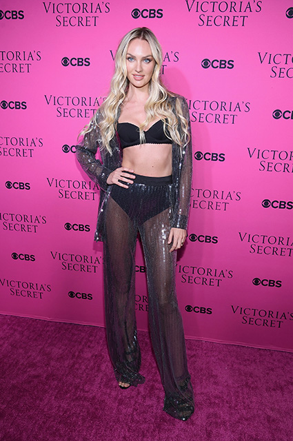 Закрытая вечеринка Victorias Secret в Нью-Йорке: хит-парад самых откровенных нарядов! Фото