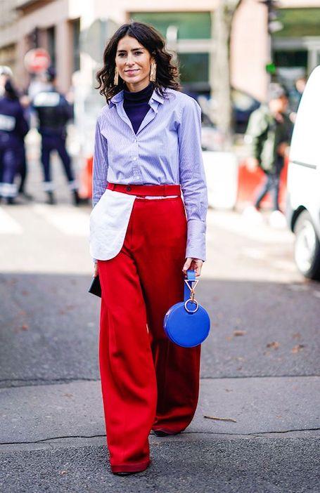 Как носить водолазку в этом сезоне: 12 модных идей. Фото