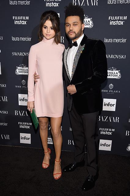 Селена Гомес и The Weeknd разорвали отношения из-за Джастина Бибера!