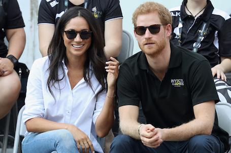 Принц Гарри случайно подтвердил свою помолвку с Меган Маркл!