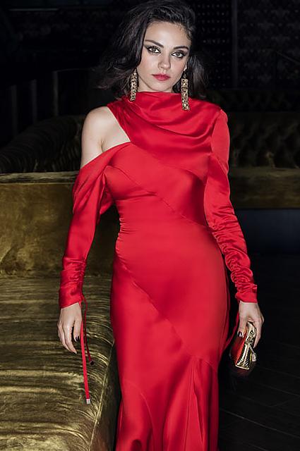 Украинка Мила Кунис показала Голливуду, что такое настоящая роскошь! Фото