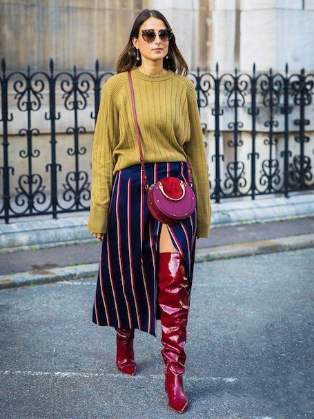 Что носят в ноябре: 7 модных образов для холодов. Фото
