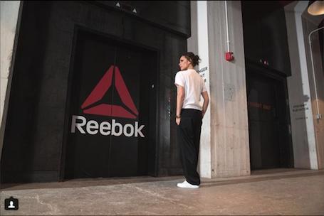 Виктория Бекхэм и Reebok готовят самую красивую коллаборацию спортивной одежды