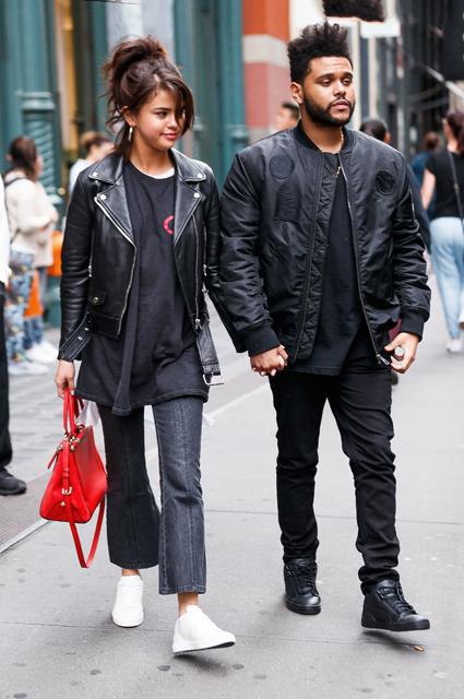 Селена Гомес шикарно проводит время с Бибером, пока The Weeknd на гастролях! Фото