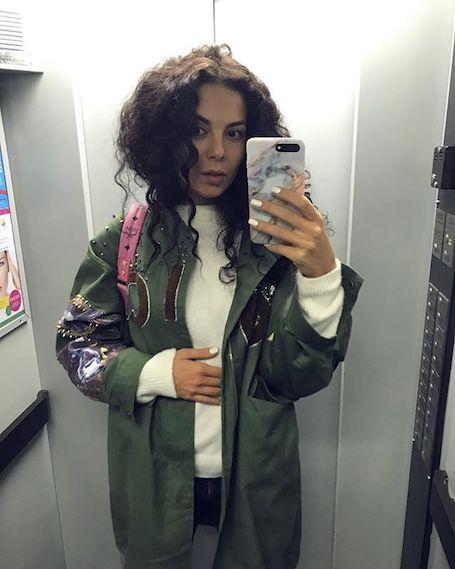 Новые снимки Насти Каменских в Инстаграм раскрыли ее беременность! Фото