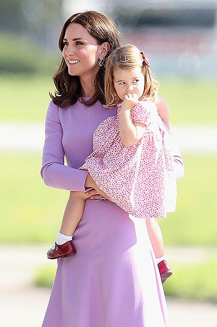 Кейт Миддлтон и принц Уильям назвали предполагаемую дату третьих родов. Фото