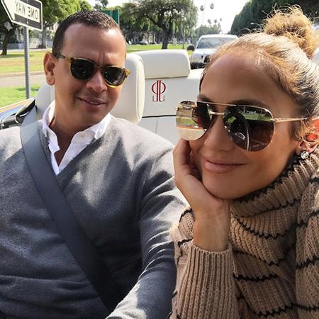 Дженнифер Лопес впервые за очень долгое время публично призналась в любви! Фото