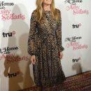 Сара Джессика Паркер вышла в свет в леопардовом платье и неоновых туфлях. Фото